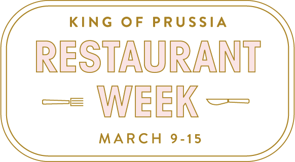 KOP Restaurant Week logo